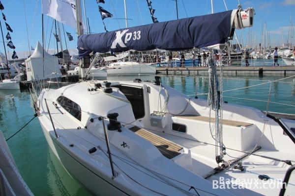Photo Voilier XP33 de x-Yachts au Grand Pavois 2013