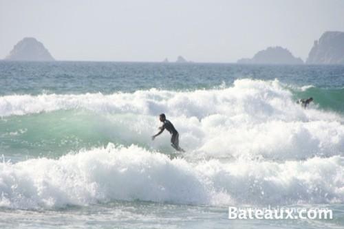 Photo Surf en bretagne - La Palue (29) - 19