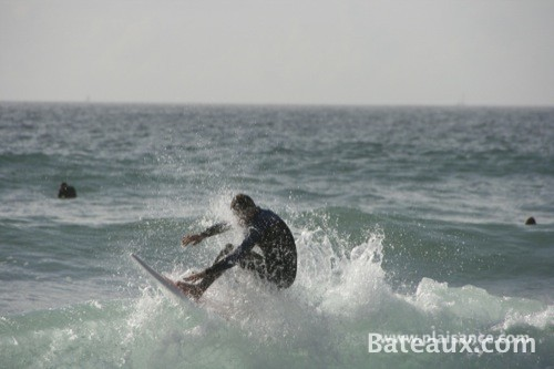 Photo Surf en bretagne - La Palue (29) - 20