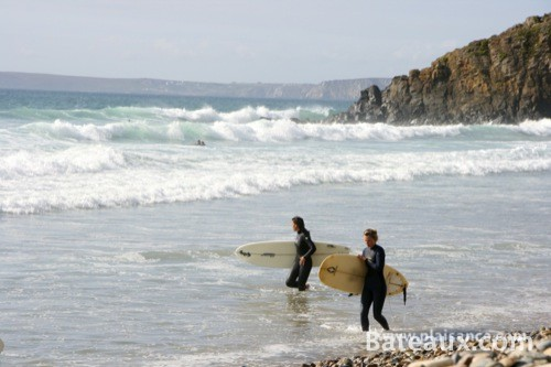 Photo Surf en bretagne - La Palue (29) - 13