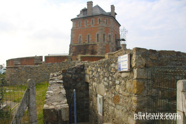 Photo Sanitaire de Camaret