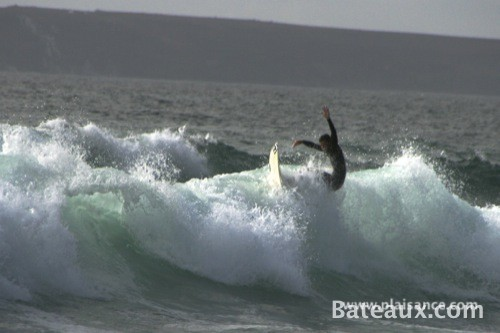Photo Surf en bretagne - La Palue (29) - 35
