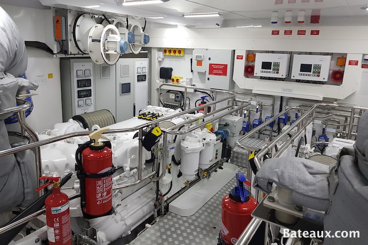 Photo Salle des machines
