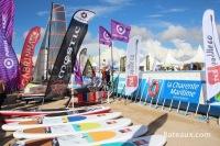 Sport de glisse au Grand Pavois