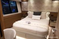 Cabine invités Princess 35 M de Princess Yachts