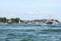 La flotille SNSM pour ses 50 ans