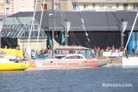 Le voilier de Bob Escoffier