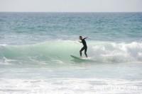 Surfer en bretagne - La Palue (29)