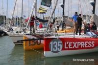 Tour de Belle Ile 2014 - Avant le départ