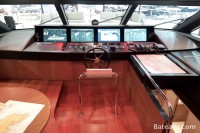 Poste de barre Princess 35 M