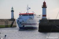 Arrivée sur l'Île de Groix - Port-Tudy