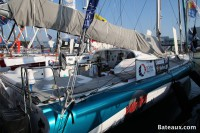 Imoca 100 % NATURAL ENERGY