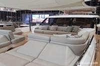 Pont avant Princess 35 M de Princess Yachts