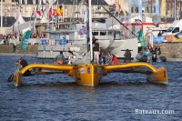 Les bateaux de la classe Rhum