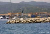 Entrée de Port-Grimaud