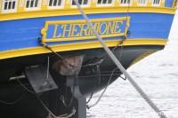 Frégate Hermione à Brest
