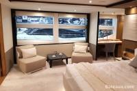 Cabine propriétaire Princess 35 M de Princess Yachts
