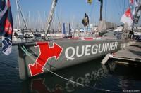 Yann Eliès avec QUÉGUINER - LEUCÉMIE ESPOIR