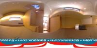 Cabine du Grand Soleil 58 en 360°