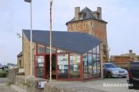 Bureau du port de Camaret