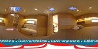 Visite 360° de la cabine propriétaire du Grand Soleil 58