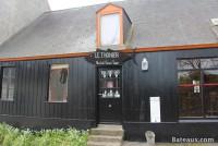 Bistrot Le thonier sur l'Île de Groix - Port-Tudy