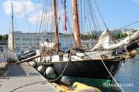 La Recouvrance à quai - Brest