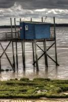 Cabane à Carrelet sur la Charente