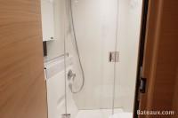 Salle de bain du quartier d'équipage