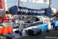 Armel LE CLÉAC'H avec BANQUE POPULAIRE VIII