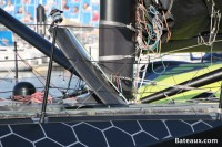 Voilier Hugo Boss d'Alex Thomson