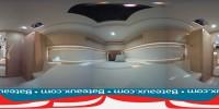 La cabine du bateau Elan GT5 en 360°
