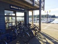 Parking à vélos à Loctudy (29)