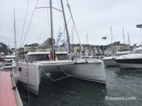 Fountaine Pajot au Printemps du Crouesty 2014