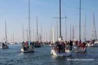 Flotte du Tour de Belle Ile 2013