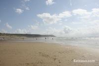 La Palue - vue des plages