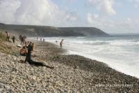 Sur la plage de la Palue (29)