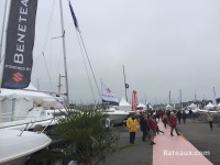 Le salon nautique du Crouesty 2014