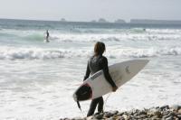 Surf en bretagne - La Palue (29) - 17