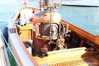Suzanne, chaloupe à vapeur sur Brest 2016