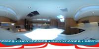 Interieur du Grand Soleil 58 en 360°