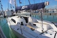 Voilier XP33 de x-Yachts au Grand Pavois 2013