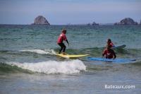 Ecole de surf en bretagne - La Palue (29)