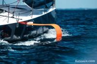 Première navigation du Figaro 3 au large de Saint-gilles Croix de Vie (Vendée)