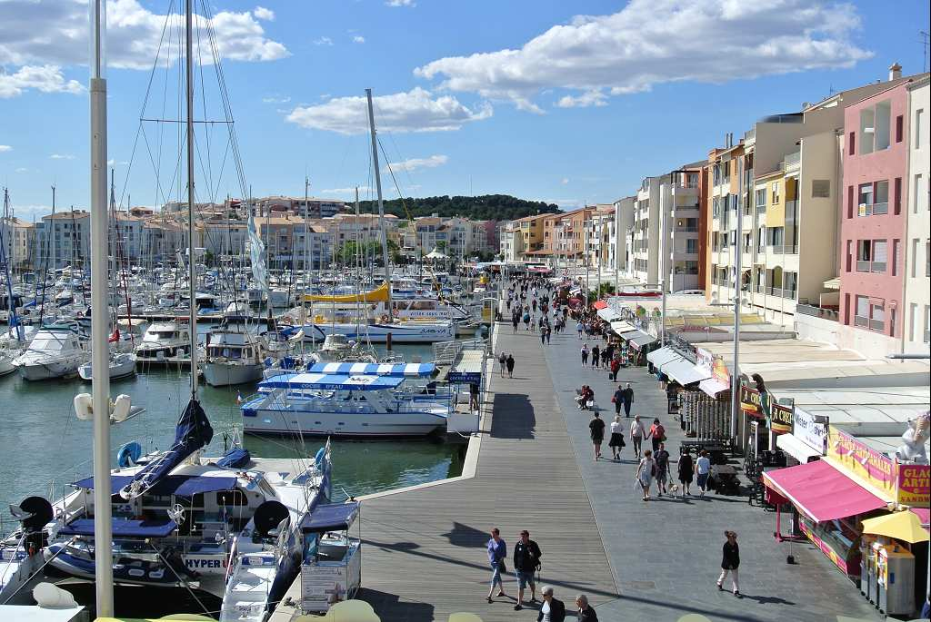 port-du-cap-d-agde - Photo