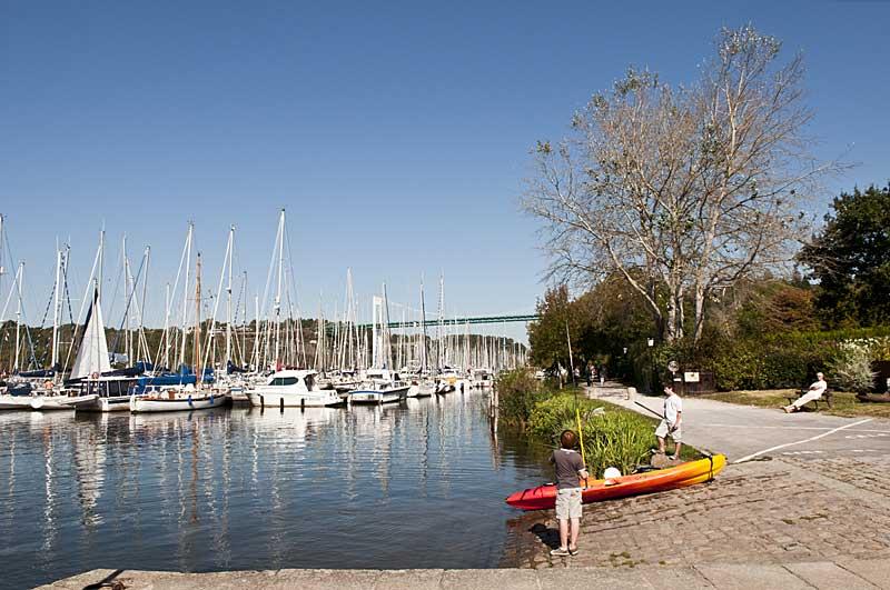 Port La Roche Bernard Port Neuf 56 Informations Maritimes Sur