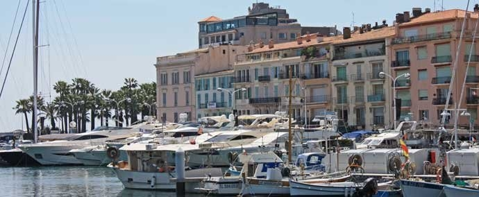 Port cannes vieux port 6 informations maritimes sur le port de plaisance - Port de cannes capitainerie ...
