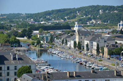 Port Redon (35) - Informations maritimes sur le port de plaisance