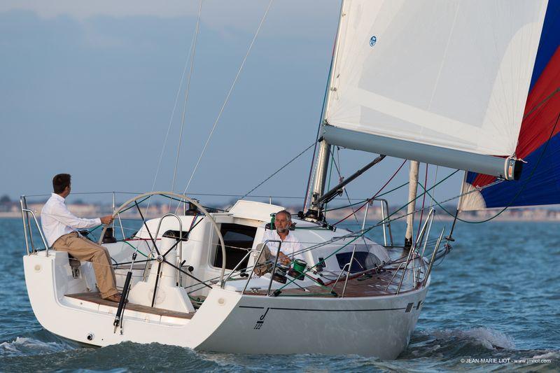 voilier J 122E Melges