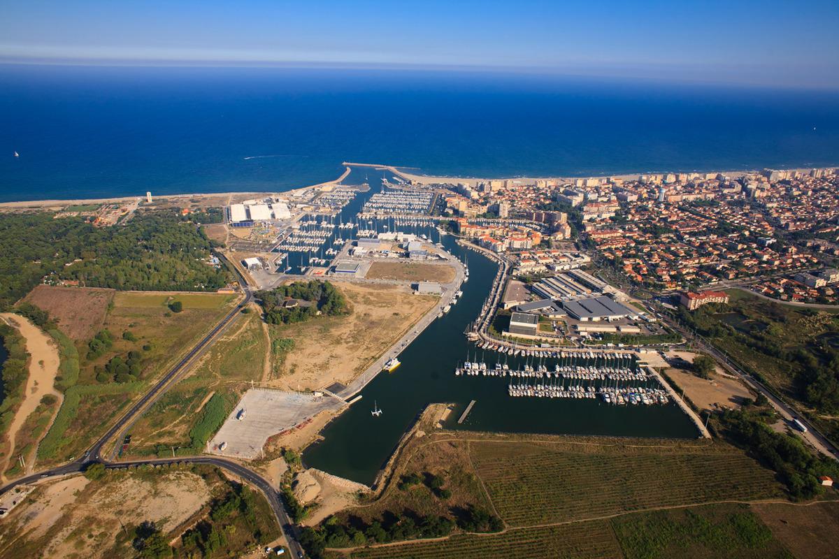 port port leucate 11 informations maritimes sur le port de plaisance. Black Bedroom Furniture Sets. Home Design Ideas
